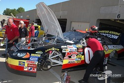 Scott Pruett's #9 Dodge