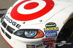 Casey Mears's #41 Target Dodge