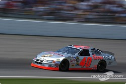 #40 Sterling Marlin qualifies for the Brickyard 400