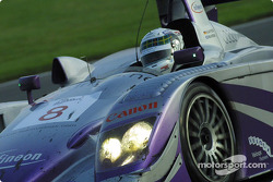 #8 Audi Sport UK Team Veloqx: Pierre Kaffer, Allan McNish