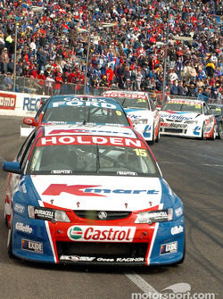 Rick Kelly back in 7th position