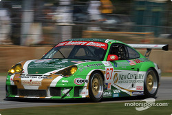 #67 The Racers Group Porsche 911 GT3 RSR: Pierre Ehret , Robert Nearn, Philip Collin