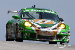 #66 The Racers Group Porsche 911 GT3 RSR: Patrick Long, Cort Wagner