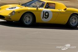 #19 1964 Ferrari 250 LM, Rob Walton