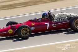 #7 1968 Ferrari 312 F-1, Todd Morici