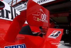 700th Grand Prix for Ferrari