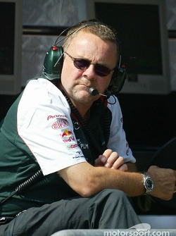 Jaguar's Dave Stubbs