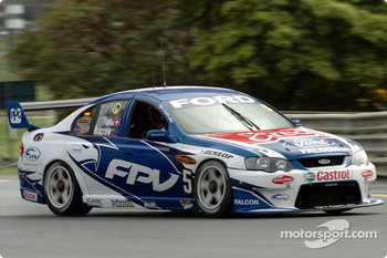 Former Formula Ford champion Adm Macro makes a return to the V8 enduros