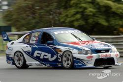 Former Formula Ford champion Adm Macro makes a return to the V8 enduros