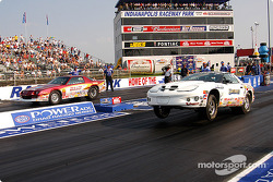 Super Stock final: Joe LoCicero and Peter Biondo