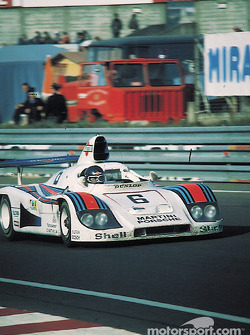 #6 Martini Racing Porsche Porsche 936/78: Bob Wollek, Jürgen Barth, Jacky Ickx