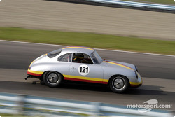 1965 Porsche 365 of Jeffery Pitt