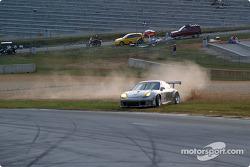 #8 Foxhill Racing Porsche 911 GT3 RS: Michael Cawley, Andrew Davis, Charles Espenlaub