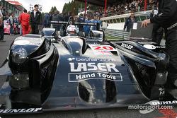 #20 Lister Racing Lister Storm: Marc Goossens, Justin Keen