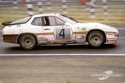 #4 Porsche System rsche 924 Carrera GT Turbo: Manfred Schurti, Jürgen Barth, Eberhard Braun