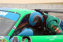 Orison-Planet Earth Motorsports pit area