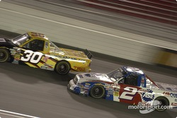 Brandon Miller and Todd Bodine