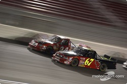 David Ragan and Travis Kvapil
