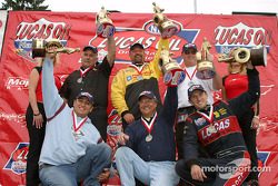 The 6 winners of the Sportsman categories