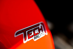 Tech 1 Racing logo on the car of Jean-Eric Vergne,