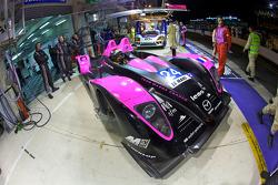 #24 Oak Racing Pescarolo Judd: Jacques Nicolet, Richard Hein, Jean-François Yvon