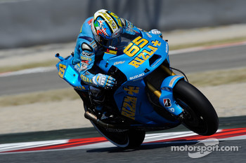 Loris Capirossi, Rizla Suzuki MotoGP