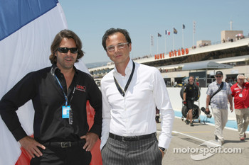 Stphane Ratel and Nicolas Deschaux