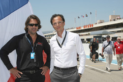 Stéphane Ratel and Nicolas Deschaux