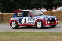 1985 Renault 5 Maxi Turbo: Jean Ragnotti