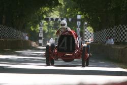 1911 Fiat S74 Grand Prix: George Winguard