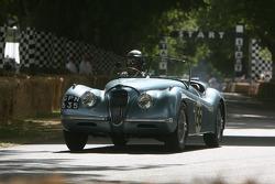 1949 Jaguar XK120: Neil Hadfield