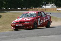 1994 Alfa Romeo 155TS: Jason Wright