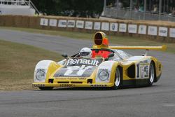 1978 Alpine Renault A443: Alain Serpaggi