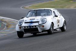 #74 Mini Marcos 1965: Rémy Julienne, Jean-Pierre Door, François Manjard