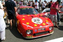 #29 Ferrari 512 BB LM 1979: Christian Traber