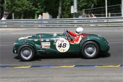 #48 Allard J2 1959: Jean-François Bardinon, Daniel Patrick Brooks