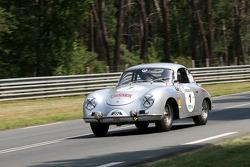 #1 Porsche 356 A 1959: Dennis Thalmann
