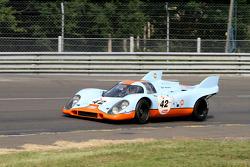 #42 Porsche 917 1971: Richard Attwood, Vern Schuppan