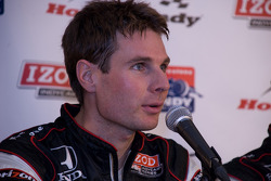 Press conference: Will Power, Team Penske