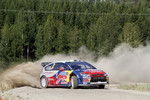 Sbastien Ogier and Julien Ingrassia, Citron C4 WRC, Citron Junior Team