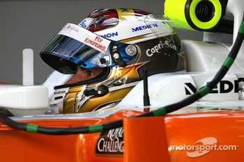 Adrian Sutil, Force India F1 Team