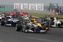 Start: Nico Rosberg, Mercedes GP