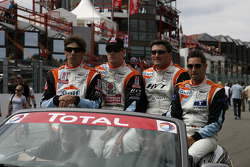 Brussels Racing: Eddy Renard, Jeff Van Hooydonk, Koen Wauters, Tim Verbergt