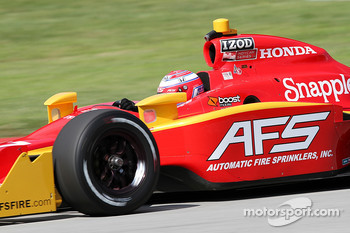Adam Carroll, AFS Racing/Andretti Autosport