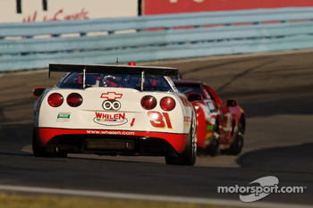 #31 Marsh Racing Corvette: Eric Curran, Boris Said