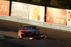 #30 Racers Edge Motorsports Mazda RX-8: Dave Lacey, Jordan Taylor