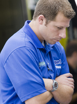 Drew Blickensderfer, crew chief for Carl Edwards