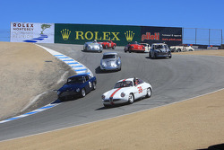 Group 4B pace lap