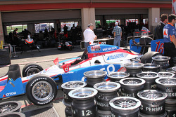 Car of Milka Duno, Dale Coyne Racing