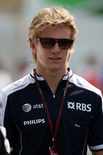 Nico Hulkenberg, Williams F1 Team
